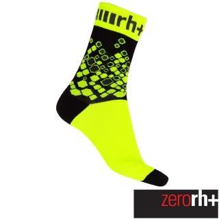 【ZeroRH+】義大利 FASHION LAB 15cm高筒運動襪(螢光黃 ICX9182_04P)真心推薦  ZeroRH+
