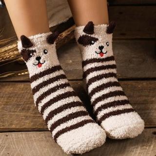 【小衣衫童裝】兒童盒裝珊瑚絨地板襪(1051214)好評推薦  小衣衫童裝