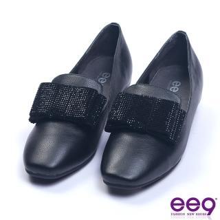 【ee9】都會優雅鑲嵌亮鑽蝴蝶結內增高休閒便鞋 黑色(休閒便鞋)好評推薦  ee9