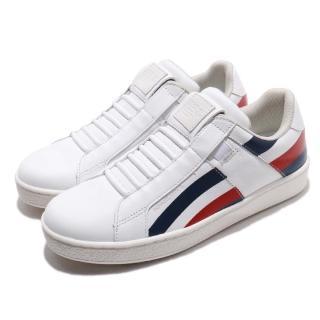 【ROYAL Elastics】休閒鞋 Icon 低筒 運動 女鞋 基本款 穿脫方便 質感 球鞋 舒適 白 藍(92984015)  ROYAL Elastics