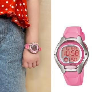 【CASIO 卡西歐】多元STANDARD兒童電子錶系列(LW-200-4B)  CASIO 卡西歐