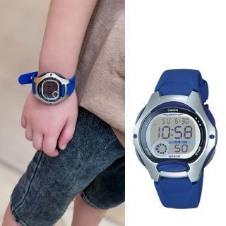 【CASIO 卡西歐】多元STANDARD兒童電子錶系列(LW-200-2A)好評推薦  CASIO 卡西歐