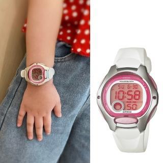 【CASIO 卡西歐】多元STANDARD兒童電子錶系列(LW-200-7A)  CASIO 卡西歐