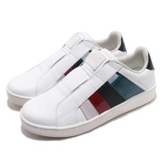 【ROYAL Elastics】休閒鞋 Prince Albert 運動 男鞋 基本款 穿脫方便 質感 球鞋 舒適 白 黑(01484051)強力推薦  ROYAL Elastics