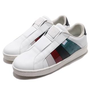 【ROYAL Elastics】休閒鞋 Prince Albert 低筒 女鞋 基本款 穿脫方便 質感 球鞋 舒適 白 黑(91484051)真心推薦  ROYAL Elastics
