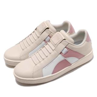 【ROYAL Elastics】休閒鞋 Icon 穿搭 女鞋 基本款 穿脫方便 質感 球鞋 白 粉(92984101)好評推薦  ROYAL Elastics