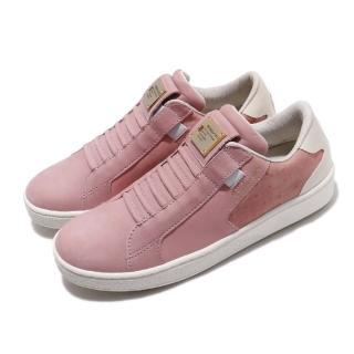 【ROYAL Elastics】休閒鞋 Adelaide 穿搭 女鞋 基本款 穿脫方便 質感 球鞋 粉 米白(92684110)  ROYAL Elastics