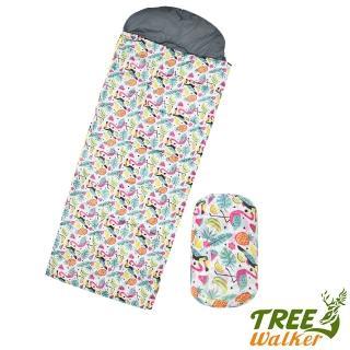 【Tree Walker】夢想森林兒童捲筒睡袋 推薦  Tree Walker