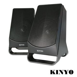 【KINYO】USB供電2.0多媒體音箱(USB喇叭)  KINYO