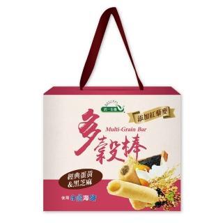 【統一生機】紅藜多穀棒禮盒(360g/約36條/盒)  統一生機