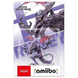 【Nintendo 任天堂】amiibo公仔 利德雷(明星大亂鬥)好評推薦  Nintendo 任天堂