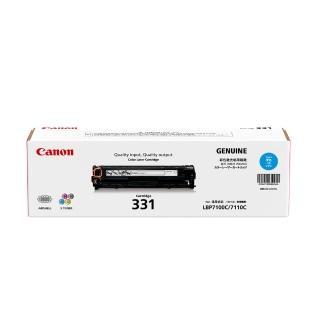 【Canon】CRG-331C★原廠藍色碳粉匣真心推薦  Canon