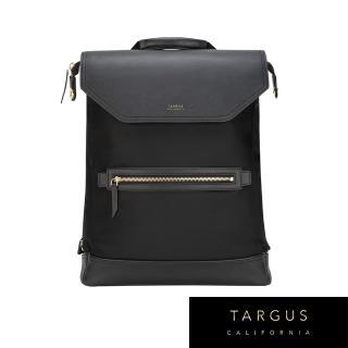 【Targus】Newport 雙用信差後背包(尊爵黑/適用 15 吋筆電)  Targus