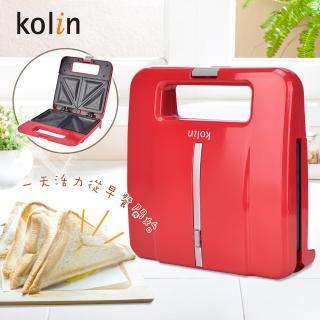【Kolin 歌林】熱壓三明治機(KT-SD1825)強力推薦  Kolin 歌林
