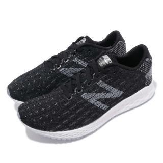 【NEW BALANCE】慢跑鞋 WZANPBKD 寬楦 運動 女鞋 紐巴倫 輕量 透氣 舒適 路跑 健身 黑 灰(WZANPBKD)真心推薦  NEW BALANCE