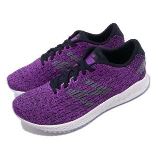 【NEW BALANCE】慢跑鞋 WZANPVVD 寬楦 運動 女鞋 紐巴倫 輕量 透氣 舒適 路跑 健身 紫 灰(WZANPVVD) 推薦  NEW BALANCE