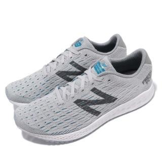 【NEW BALANCE】慢跑鞋 MZANPWB2E 寬楦 運動 男鞋 紐巴倫 輕量 透氣 舒適 路跑 健身 灰 白(MZANPWB2E)  NEW BALANCE