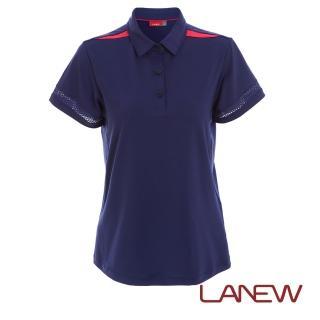 【La new】彈力短袖POLO衫(女70840238)強力推薦  La new