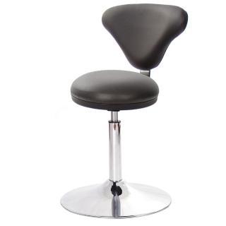 【吉加吉】GXG 漢堡型 圓凳加椅背 工作椅 電金喇叭座(TW-81T2)  吉加吉