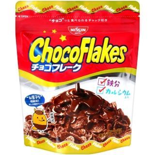 【NISSIN 日清】巧克力風味玉米片(80g)  NISSIN 日清
