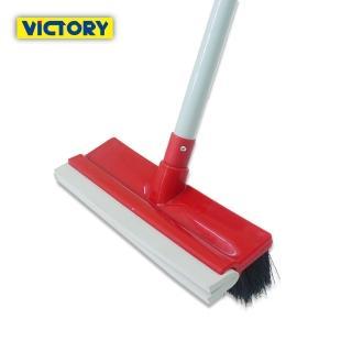 【VICTORY】雙層海綿刮水去汙地板刷#1029017(2支)  VICTORY
