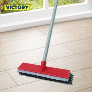【VICTORY】長桿兩用刮水大地板刷#1029018(2支) 推薦  VICTORY