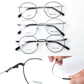 【玖飾時尚】俏皮細圓金屬框眼鏡(光學眼鏡)好評推薦  玖飾時尚
