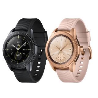 【SAMSUNG 三星】Galaxy Watch 42mm 智慧型手錶(LTE版)  SAMSUNG 三星
