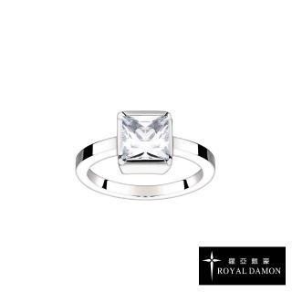 【ROYAL DAMON 羅亞戴蒙】愛似皎陽-小 戒指(RZ502) 推薦  ROYAL DAMON 羅亞戴蒙