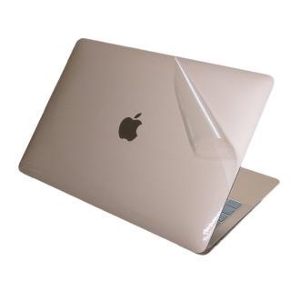 【Ezstick】APPLE MacBook AIR 13 A1932 二代透氣機身保護貼(含上蓋貼、鍵盤週圍貼、底部貼)好評推薦  Ezstick