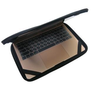 【Ezstick】APPLE MacBook AIR 13 A1932 12吋S NB保護專案 三合一超值防震包組  Ezstick