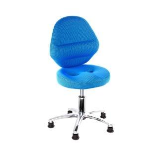 【吉加吉】矮座工作椅 加椅背 小鋁腳(TW-T10LUS)  吉加吉