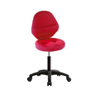 【吉加吉】工作椅 加椅背 塑膠腳(TW-T010E)  吉加吉