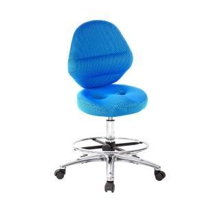 【吉加吉】吧檯椅 加椅背 中鋁腳+踏圈+防刮輪(TW-T10LU2XK)  吉加吉