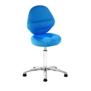 【吉加吉】工作椅 加椅背 中鋁腳(TW-T10LU2)  吉加吉