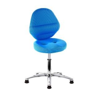 【吉加吉】矮座工作椅 加椅背 中鋁腳(TW-T10LU2S) 推薦  吉加吉