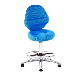 【吉加吉】吧檯椅 加椅背 中鋁腳+踏圈(TW-T10LU2K)  吉加吉