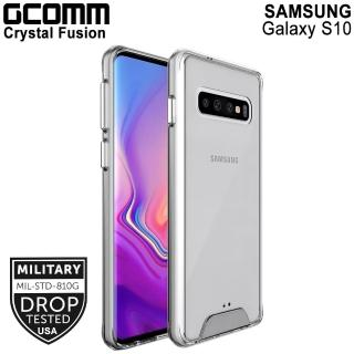 【GCOMM】Galaxy S10 晶透軍規防摔殼 Crystal Fusion(Galaxy S10)