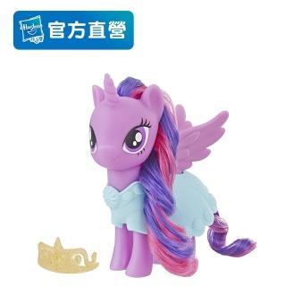 【Hasbro 孩之寶】彩虹小馬(6吋裝扮組 紫悅款 E5551)推薦折扣  Hasbro 孩之寶
