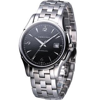 【HAMILTON 漢米爾頓】爵士大師魅力機械錶(H32515135)  HAMILTON 漢米爾頓