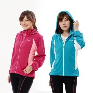 【遊遍天下】女版吸濕排汗透氣抗UV連帽外套GJ10010兩色(M-3L)推薦折扣  遊遍天下