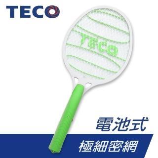 【TECO 東元】電池式 三層網電蚊拍 XYFYK006  TECO 東元