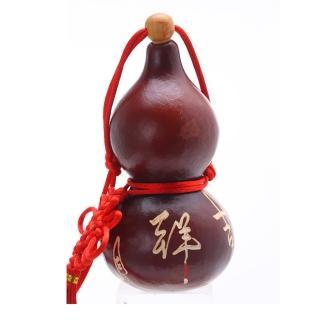 【開運陶源】葫蘆 吊飾(天然植物瓠仔 葫蘆)  開運陶源