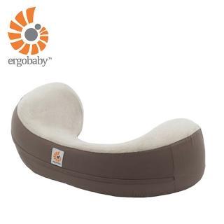 【Ergobaby】自然曲線哺乳枕/授乳枕(灰色)強力推薦  Ergobaby