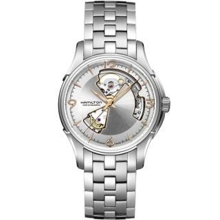 【HAMILTON 漢米爾頓】JazzMaster 經典鏤空機械錶(H32565155)推薦折扣  HAMILTON 漢米爾頓