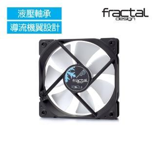 【Fractal Design】Venturi HF-14 白 機殼系統高風量靜音風扇真心推薦  Fractal Design