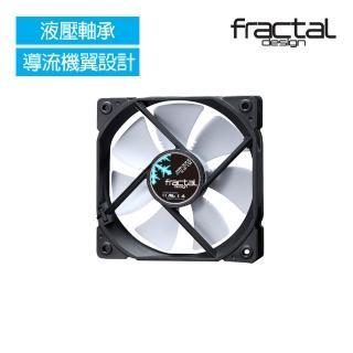 【Fractal Design】Dynamic X2 GP-12 PWM 白 機殼系統靜音風扇推薦折扣  Fractal Design