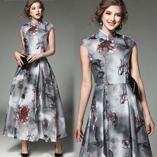 【KEITH-WILL】法式奢華設計款洋裝L-XL(共1色)  KEITH-WILL