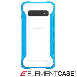 【Element Case】Samsung  S10(Rally 專用頂級防摔殼 - 藍)