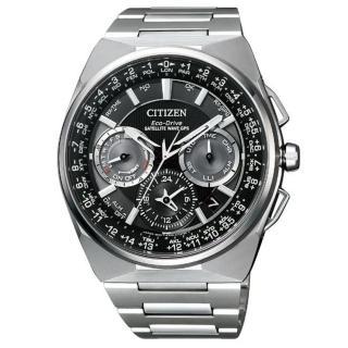 【CITIZEN 星辰】GPS定位對時光動能旗艦腕錶45mm(CC9009-81E)好評推薦  CITIZEN 星辰